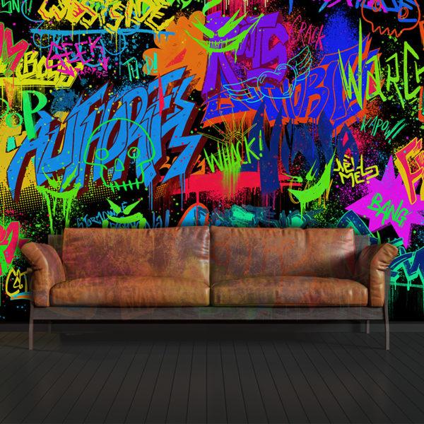 Ταπετσαρίες με Street Art