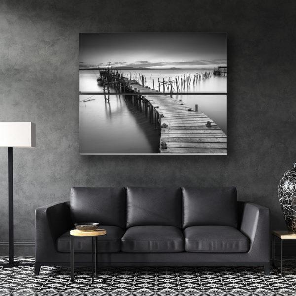 Black & White Πολύπτυχοι Πίνακες