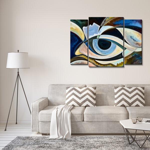 Πολύπτυχοι Πίνακες με Ζωγραφική