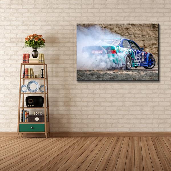 Πίνακες με Moto - Sports