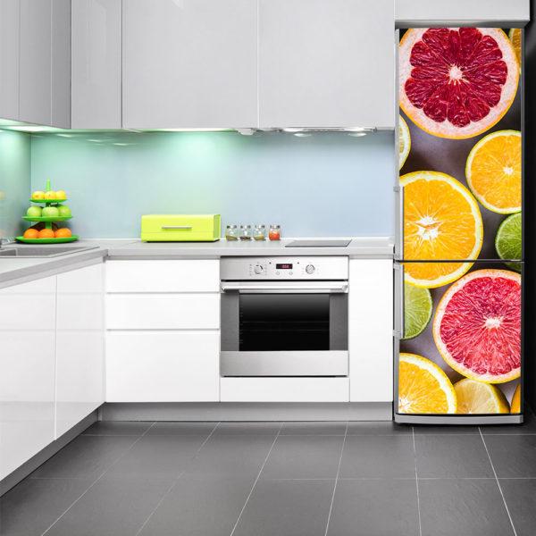 Αυτοκόλλητα Ψυγείου