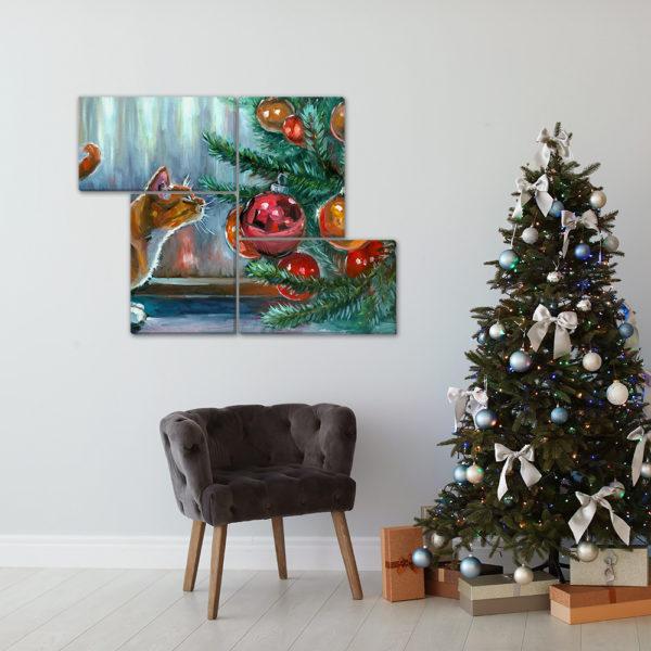 Χριστουγεννιάτικοι Πολύπτυχοι Πίνακες