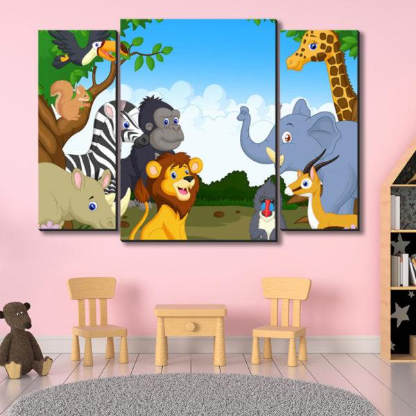 Παιδικοί Πολύπτυχοι Πίνακες