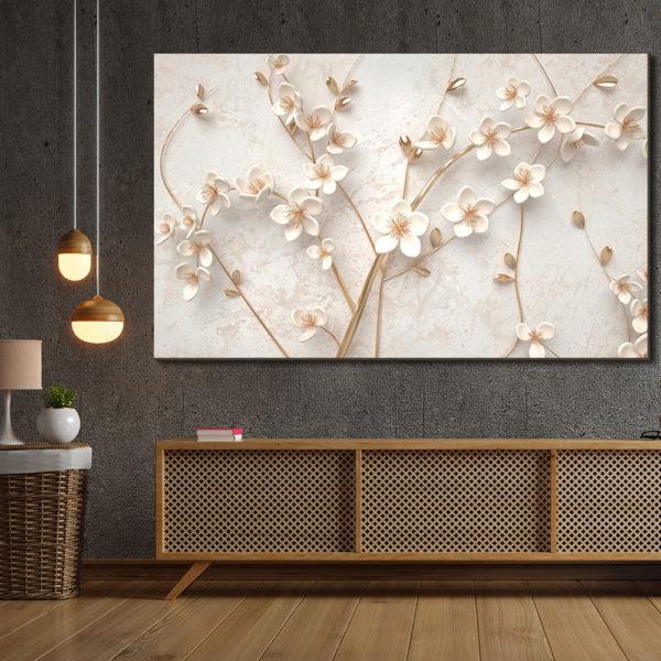 Πίνακες σε Αλουμίνιο - Flowers
