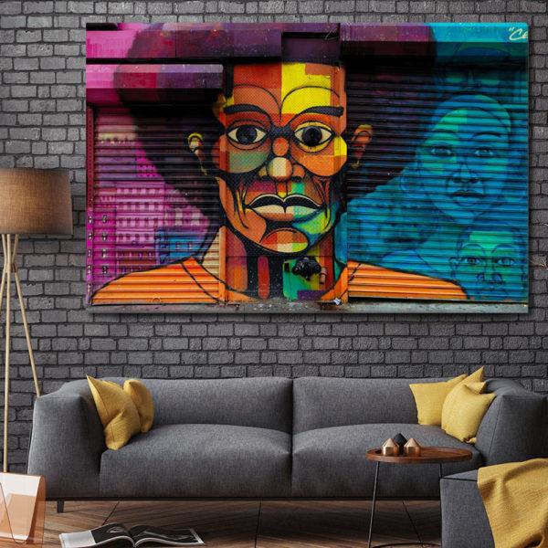 Πίνακες με Street Art