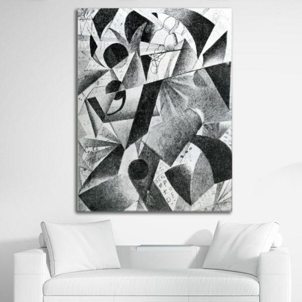 Πίνακες σε Αλουμίνιο με Αντίγραφα Διάσημων Ζωγράφων