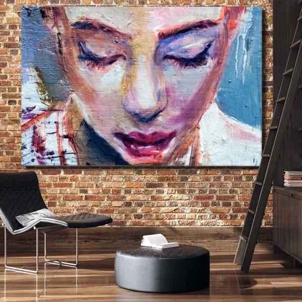 Πίνακες σε καμβά με Ζωγραφική